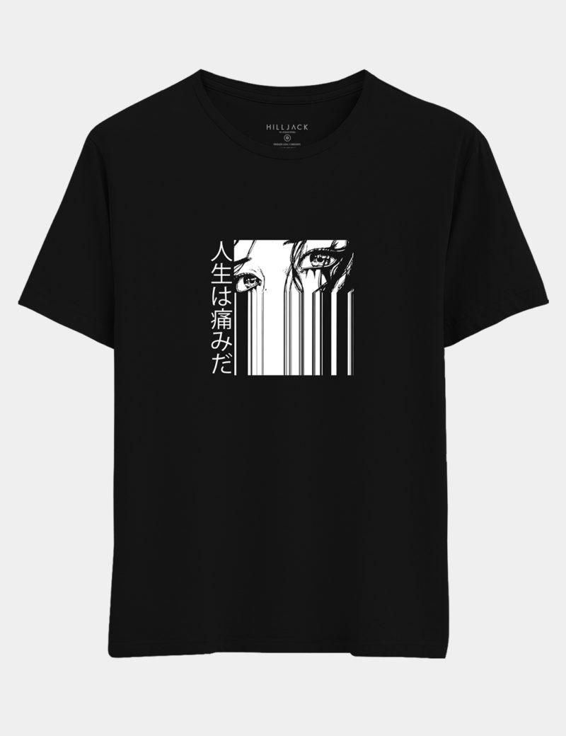 01 Camiseta Life is Pain