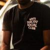 02 Anti Fascist Camiseta