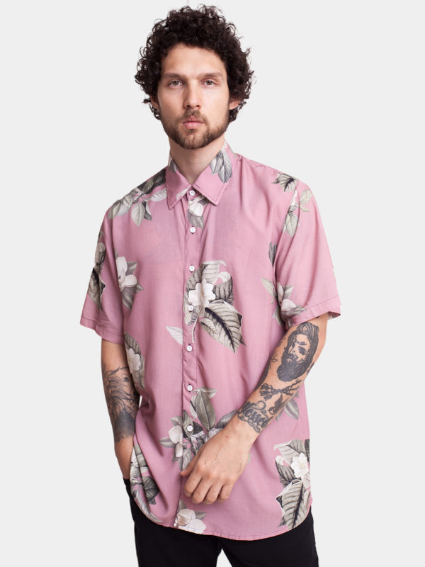 Camisa Dusty Pink 2