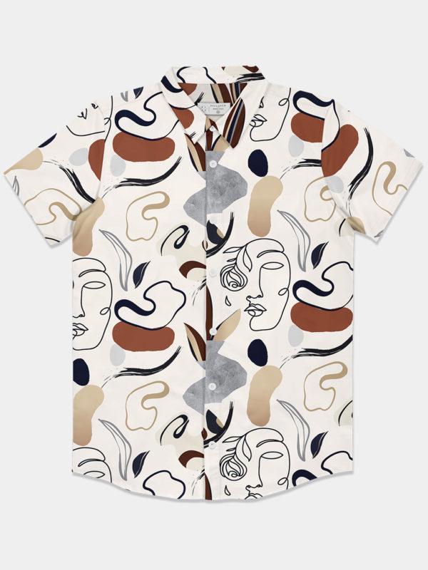 Camisa Faces