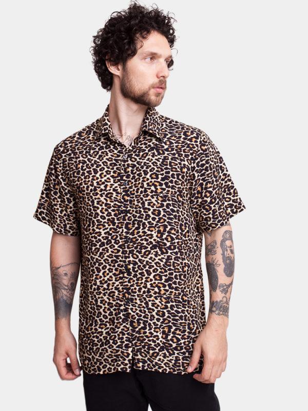 Camisa Leopardo 3