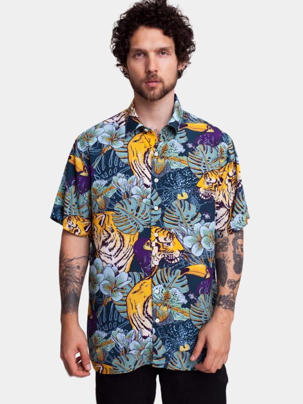 Camisa Tropical Tiger 2