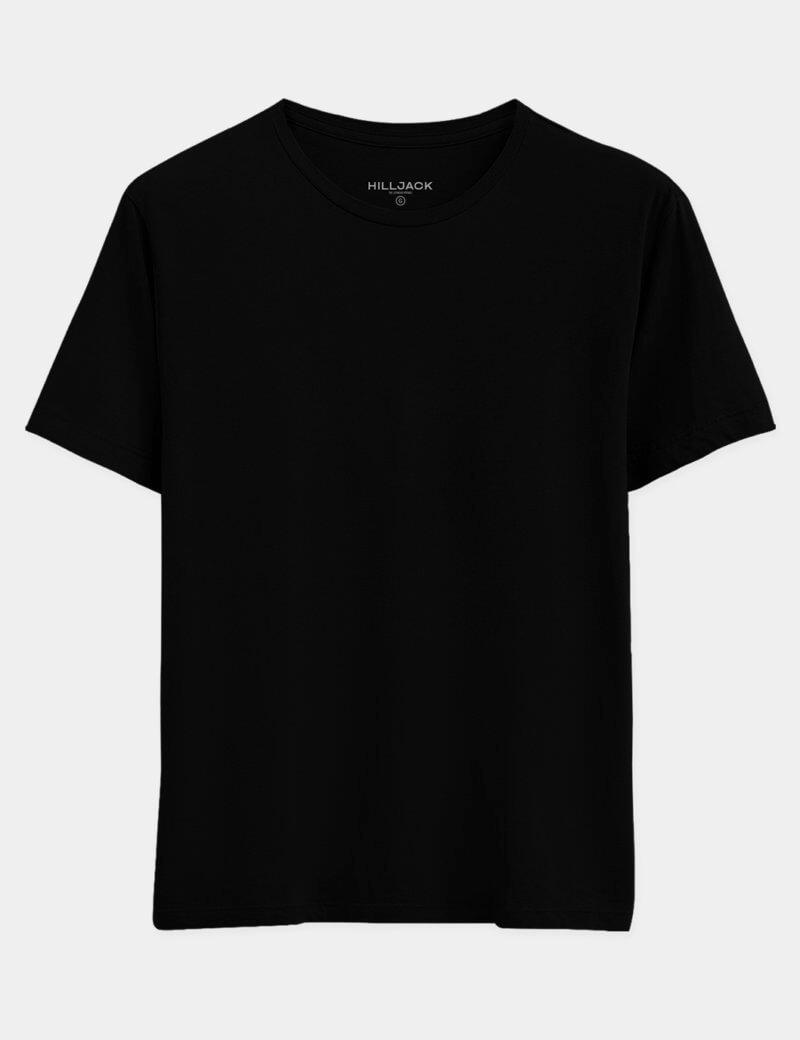 Camiseta Basica Preta