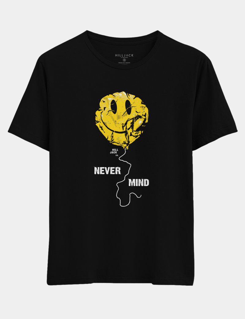 Camiseta Never Mind