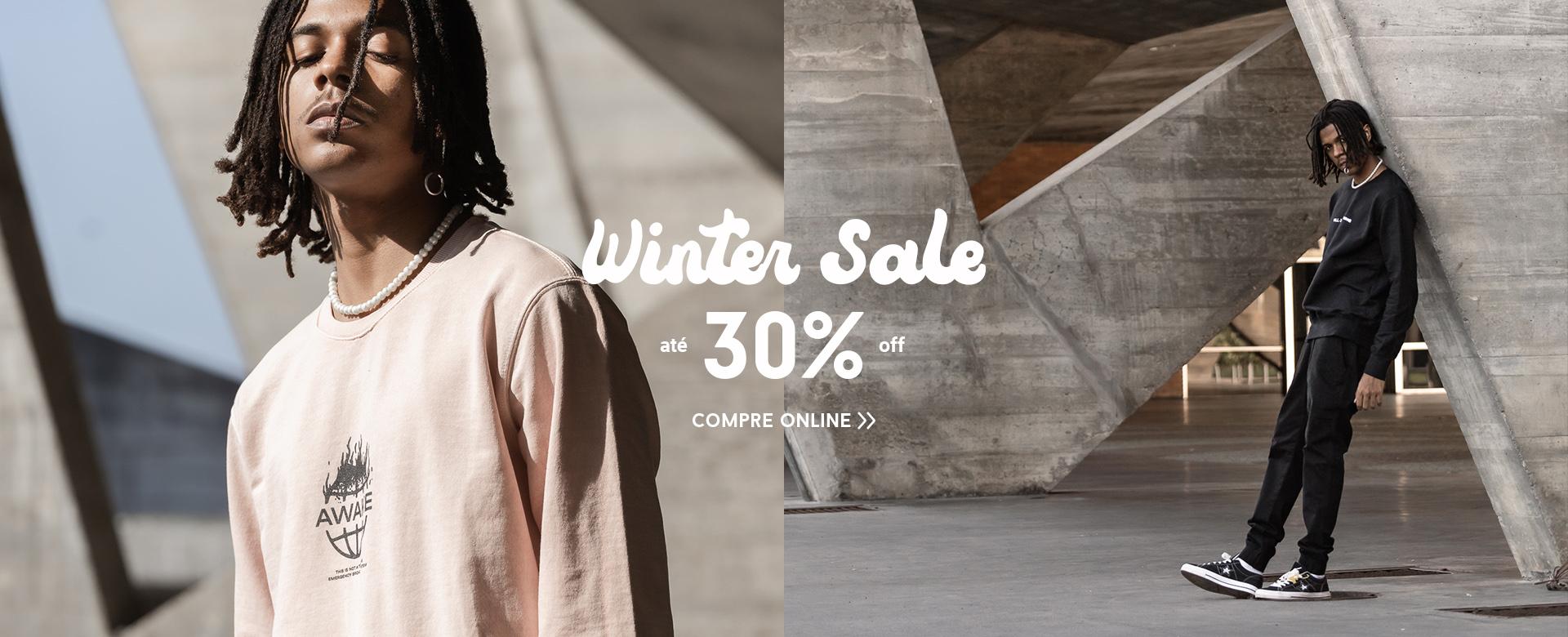 Winter Sale - Desktop