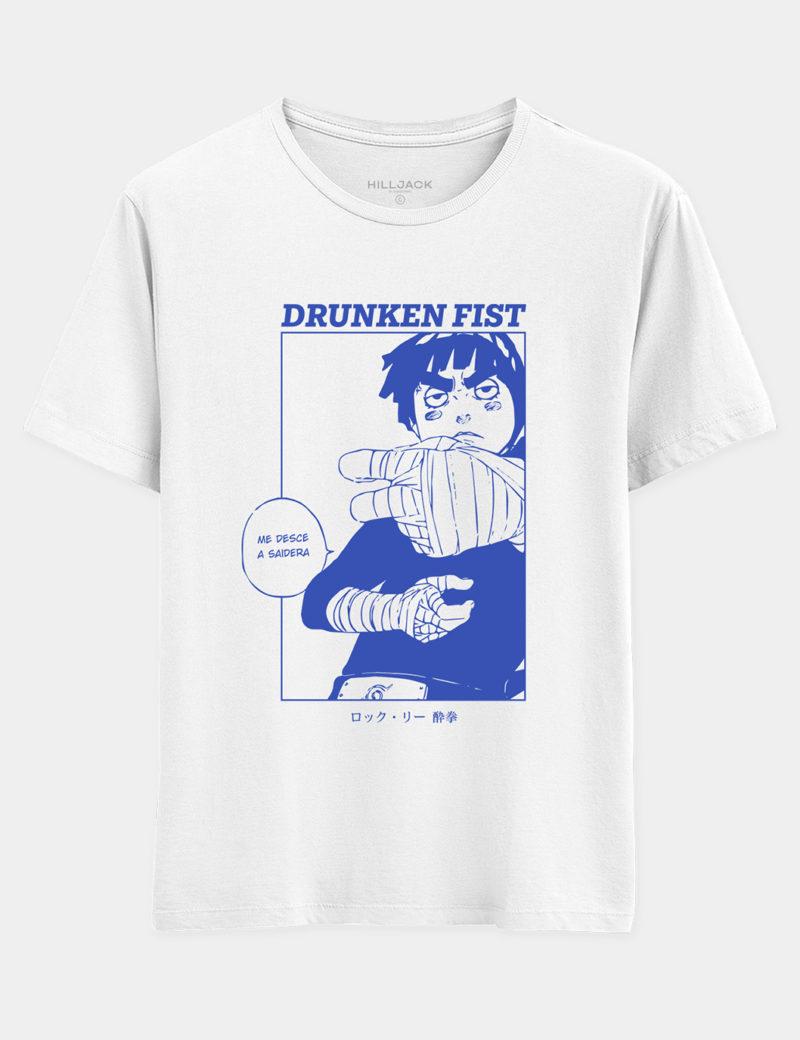 Camiseta Drunken Fist