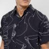 Camisa Greek Lines 2
