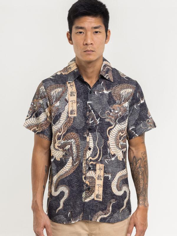 Camisa Twin Dragons 1