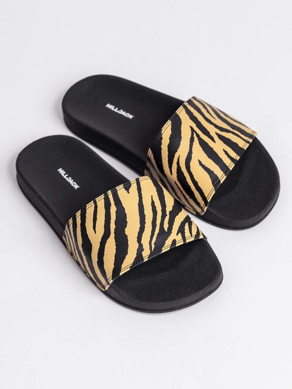 Chinelo Slide Tigre 1